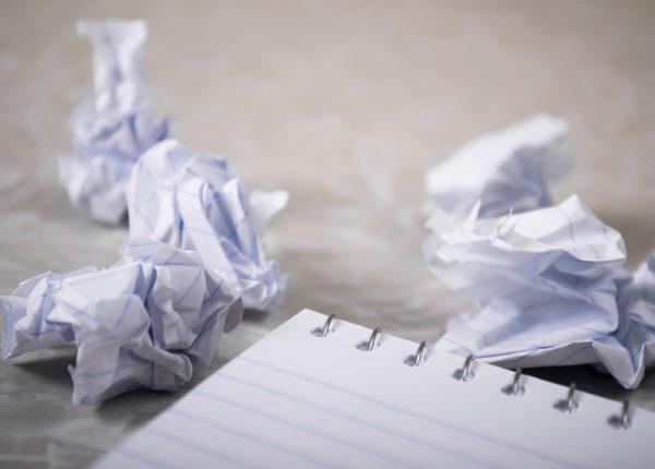איך להתגבר על מחסום כתיבה?